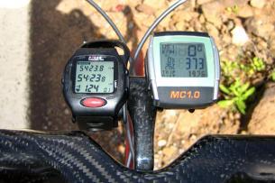 26 Grad um 16 Uhr auf 373 Metern Seehöhe ... das geht ...