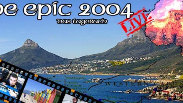 Cape Epic 2004