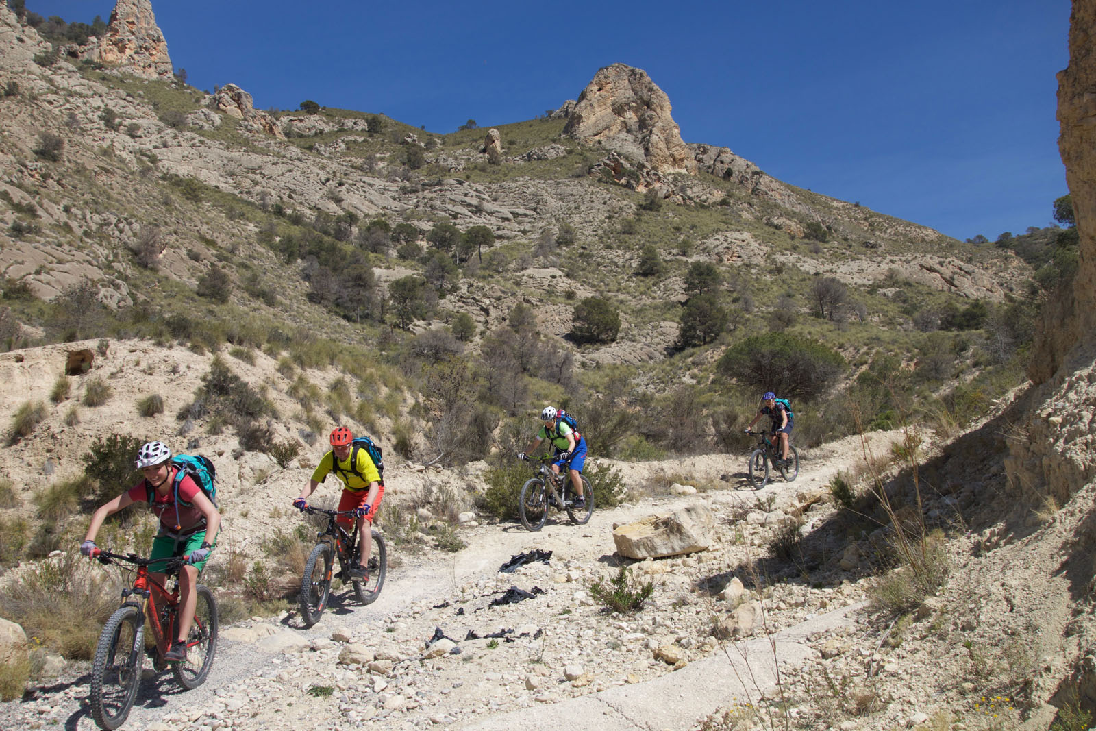 BIKE Trail Camp Alicante - Foto 2 / 3