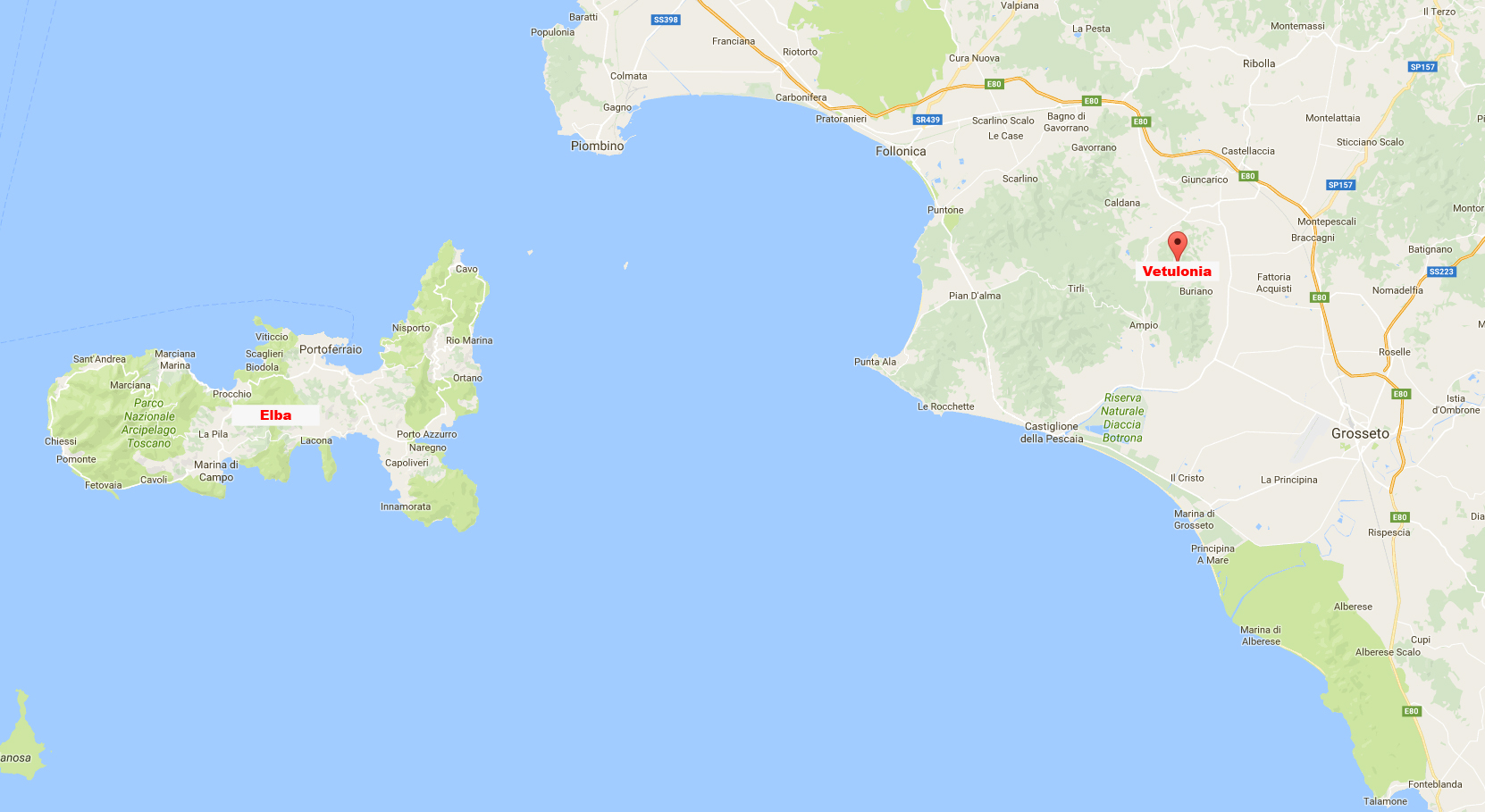 Kartendaten (c) 2016 Google