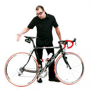 Man nehme ein Fahrrad