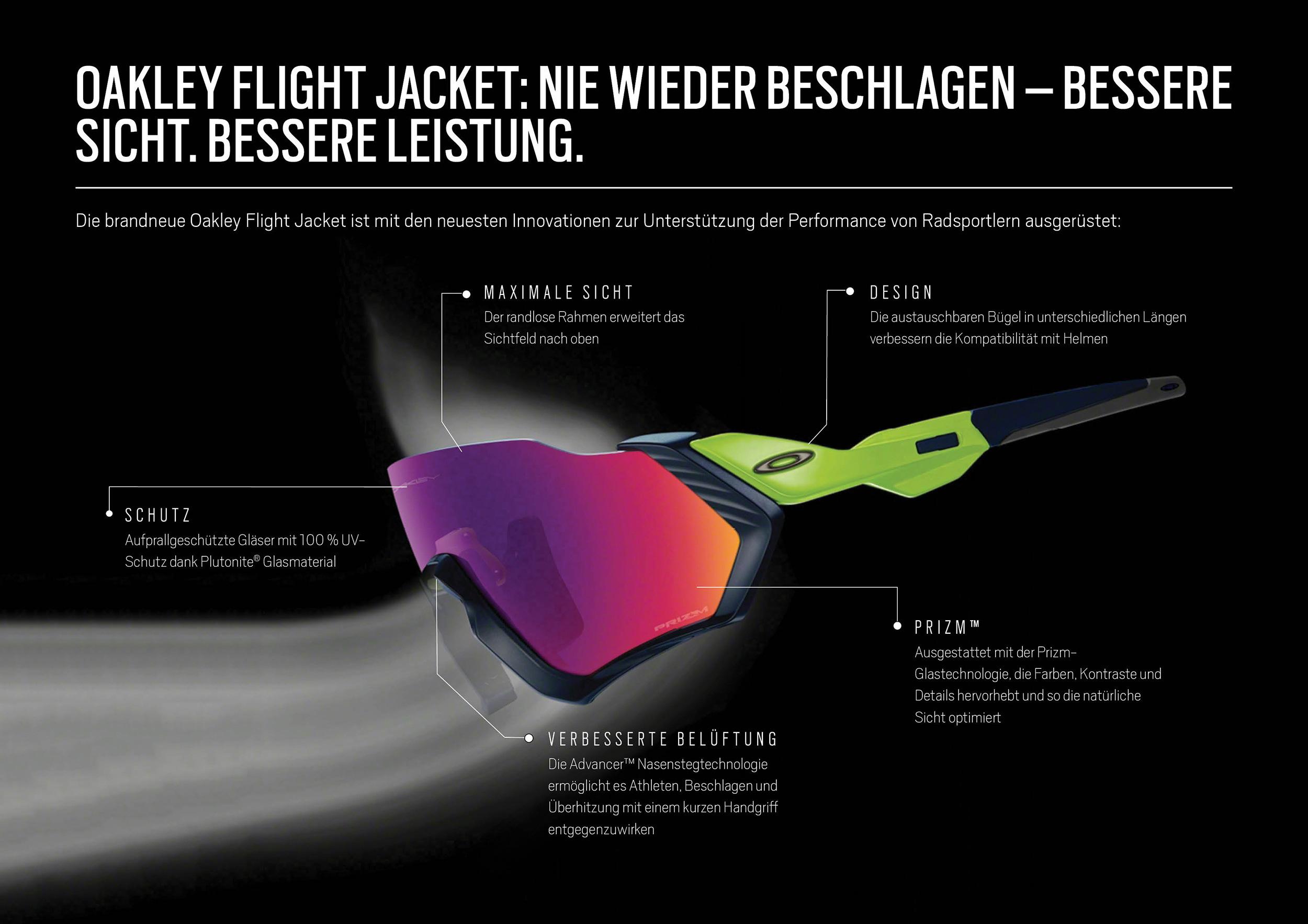 Oakley Flight Jacket