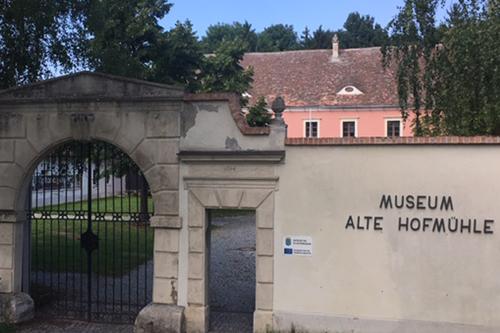Alten Hofmühle in Hollabrunn werden