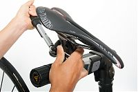 """ob mit oder ohne """"Flow"""" ... der Selle Italia SLR bleibt Favorit der Bikeboard Redaktion und der KUOTA 2RadChaoten.com"""