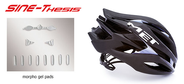 met sine thesis gel pads View product specifications: met sine thesis - view reviews, specifications, prices, comparisons and local bike shops.