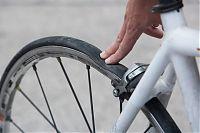 Schleicher im Schlauch -> Riss im Reifen