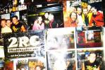 Unsere Sticker und Bilder zieren auch noch nach Jahren die Wände des In-Lokals