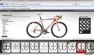 Abgefahren: Das Dekor der Aeolus-Laufräder kann perfekt auf den Rahmen abgestimmt werden