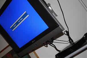 TV > negativ