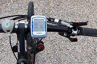 Schnell ist der Edge von einem Rad zum nächsten getauscht. Einfach das Fahrradprofil umstellen und schon werden die gefahrenen Kilometer zum richtigen Rad addiert.
