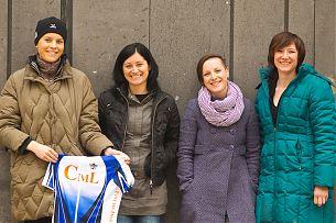 CML FINCON - We Can More Laps feat. Chrissi SoederSolo: Nina LeppeStaffel: Chrissi Söder, Michaela Kerschbaum, Marlene Troch