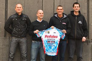 Pedalus Test TeamSolo: Manfred ProkopStaffel: Roland Garber, Matthias Bollenberger, Richard Lang