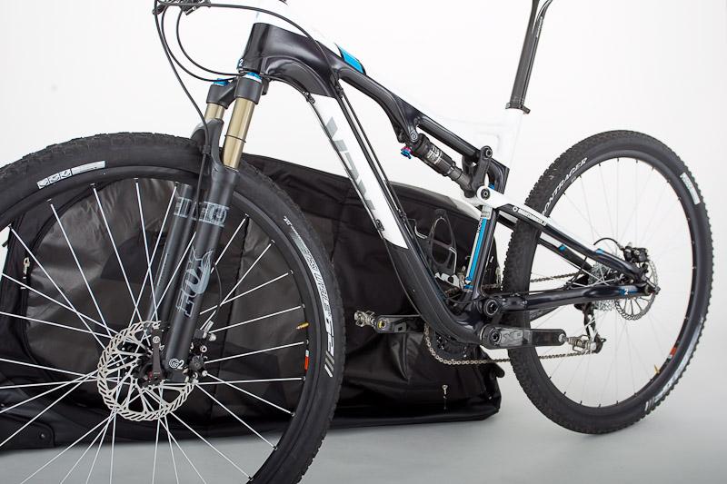 Das Projekt: großes Rad, handliche Tasche