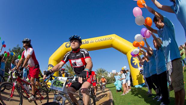 Zum Bericht über die MTB und Rennrad Challenge...