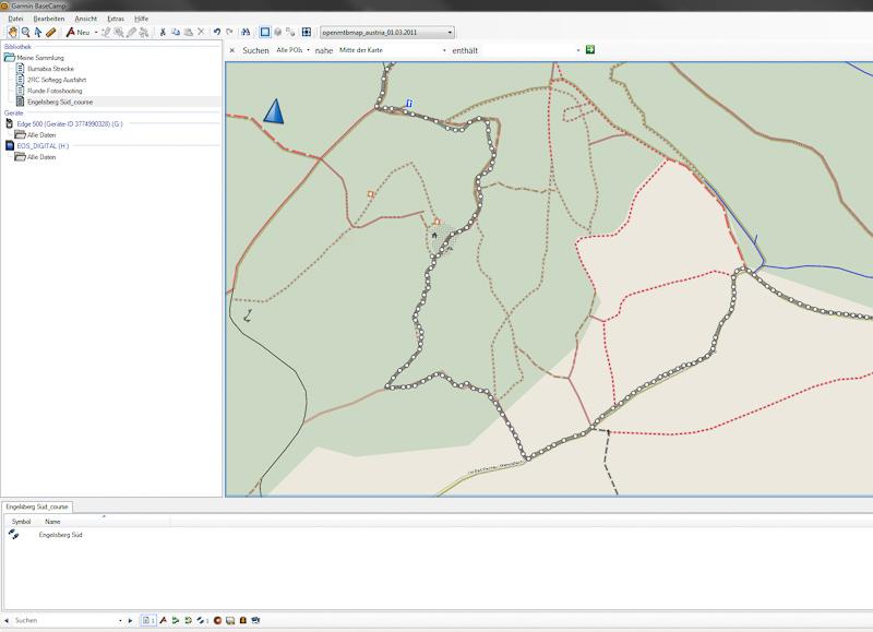 OpenMTBMapSehr detailiert (je nach Region)Gute Unterscheidung der Wegbeschaffenheit