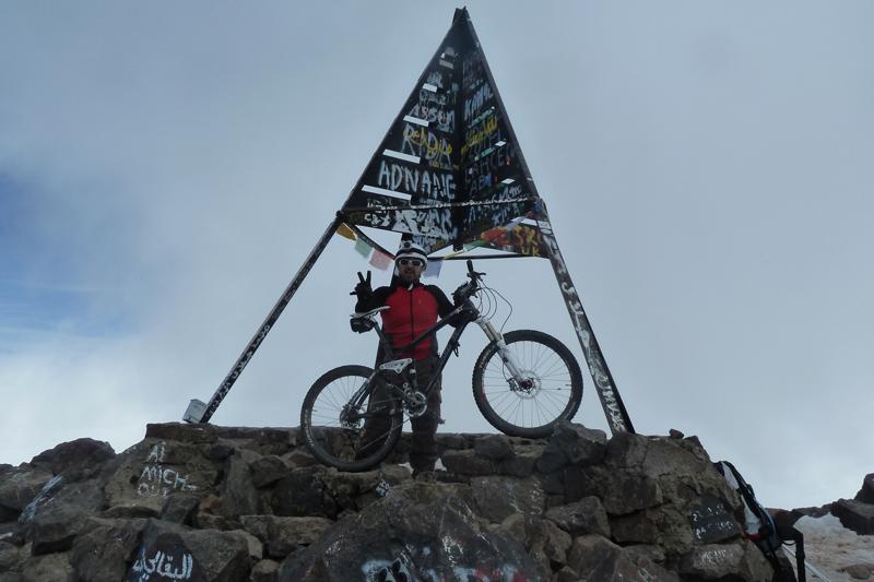 Die Besteigung und Befahrung des Djebel Toubkal machte Lust auf mehr.