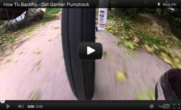 kurze Trainingsrunde am Pump Track *klick*