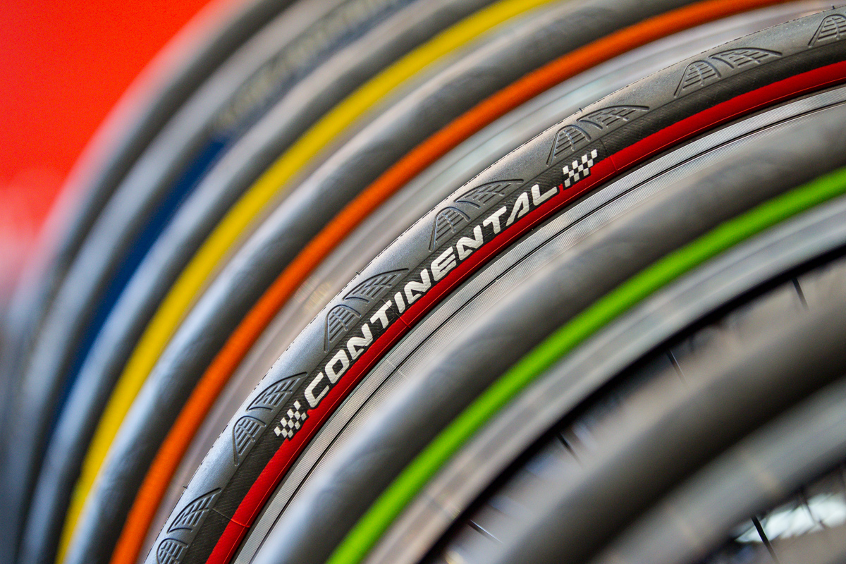 Continental Ultra Sport II Reifen Performance 27 Draht