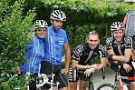 nach einem harten Gefecht mit vier anderen Mixed Teams erzielt das Team Orthomol Sport den zweiten Etappenrang
