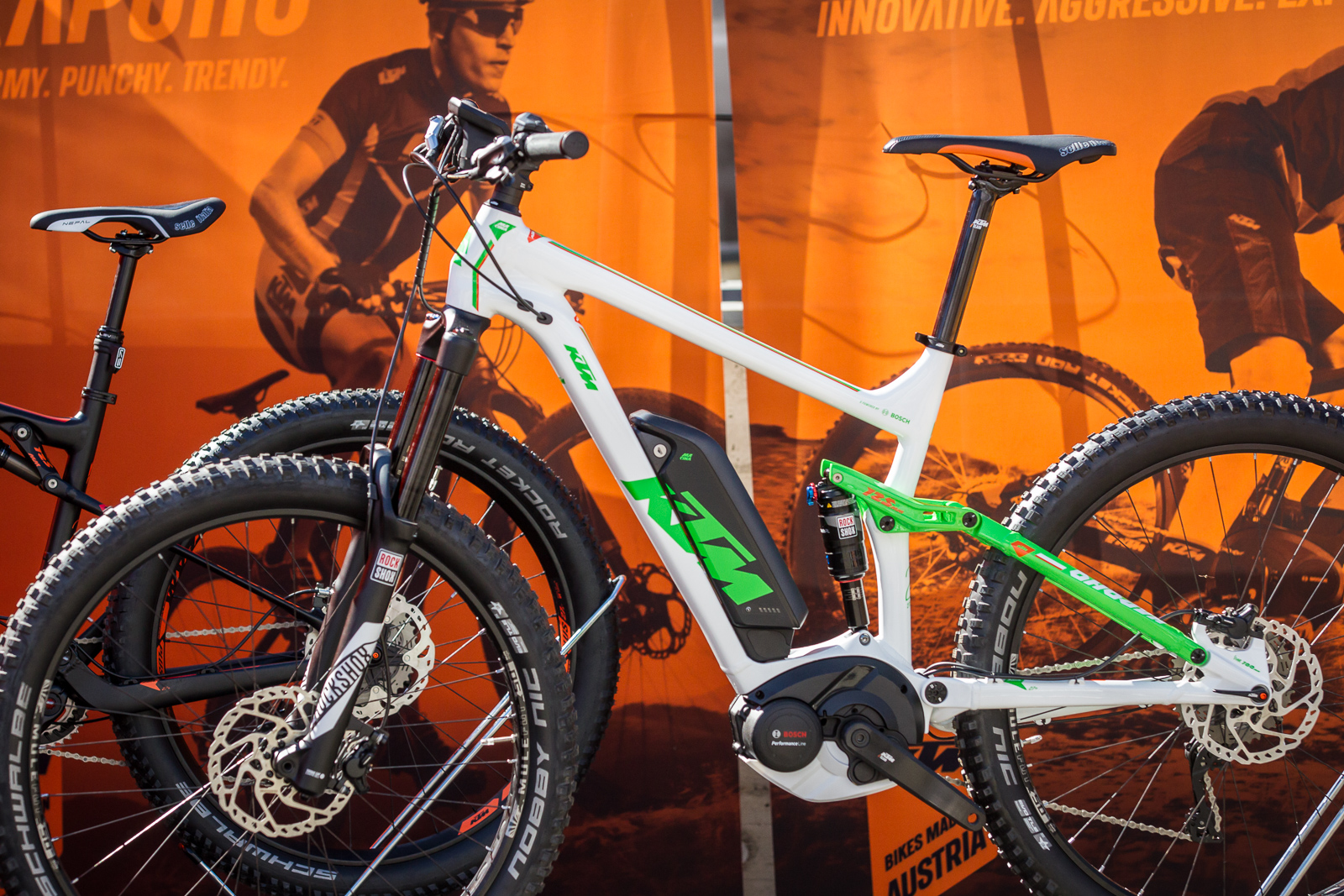 Ktm Full Suspension Mountain Bike