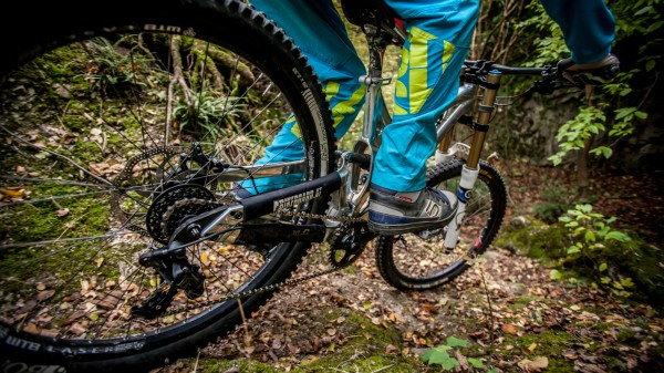 Test: Sram GX DH & Truvativ Descendant