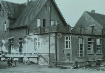 Die Ursprünge 1955