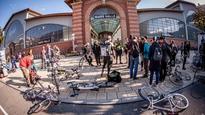 Bildbericht: Wiener Fahrradschau