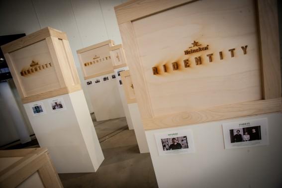 Handwerker aus jedem der 23 Wiener Gemeindebezirke wurden um ihre Beiträge zu diesem ...