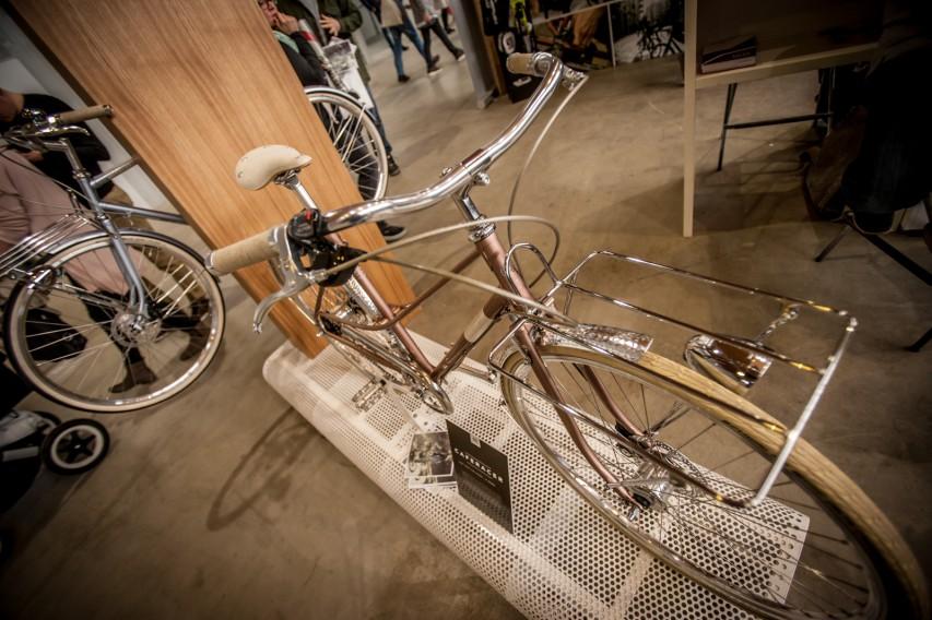 manch Fahrrad eine echte Augenweide.