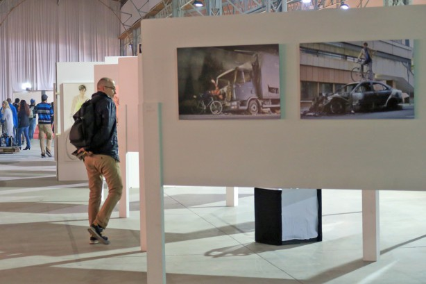 sowie die Performances im Rahmen des Radkult-Festival verdeutlichten, wie eng Kunst, Design und Radfahren verflochten sind.