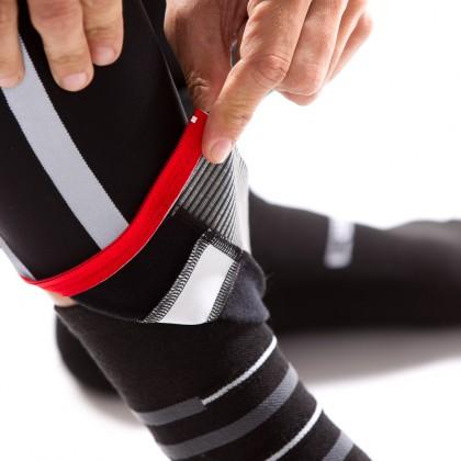 Giro3-Knöchel-Gripper für guten Sitz und Abdichtung zu den Überschuhen