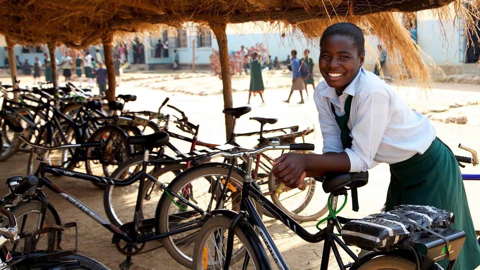 World Bicycle Relief - Mein Weg