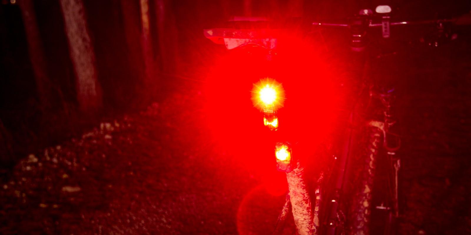bike lampen test 2017