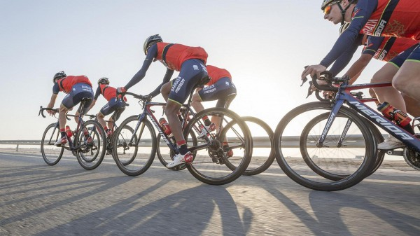 Bahrain Merida Pro Cycling Team 2017