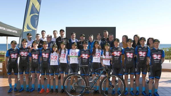 Primaflor-Mondraker-Rotor Racing Team 2017