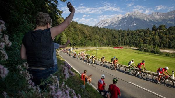 Weltmeisterlich: Rennradregion Innsbruck