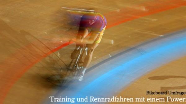 Training und Rennfahren mit einem Powermeter