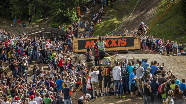 Downhill-WM 2020 in Leogang