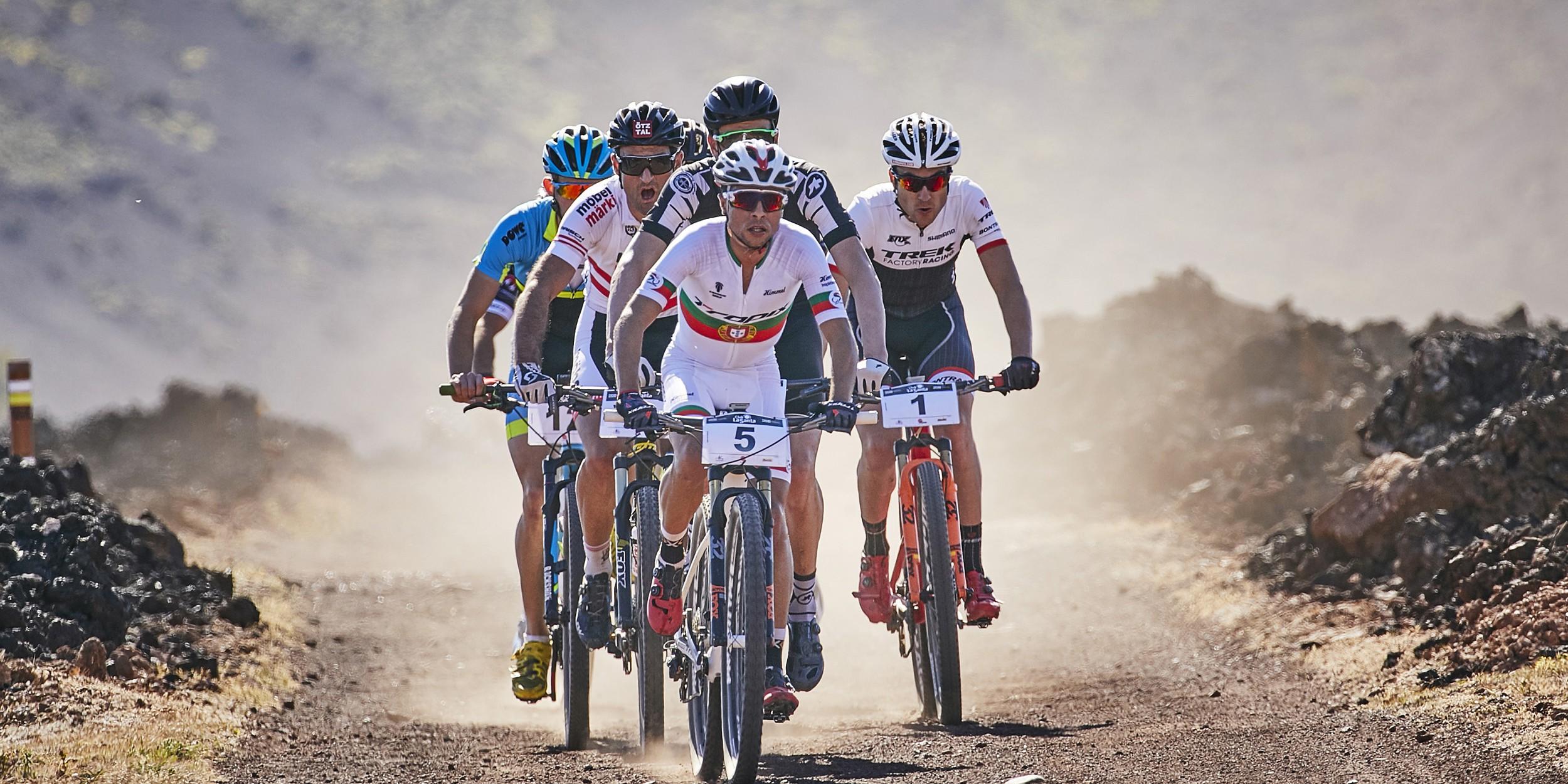 4 Stage MTB Race Lanzarote