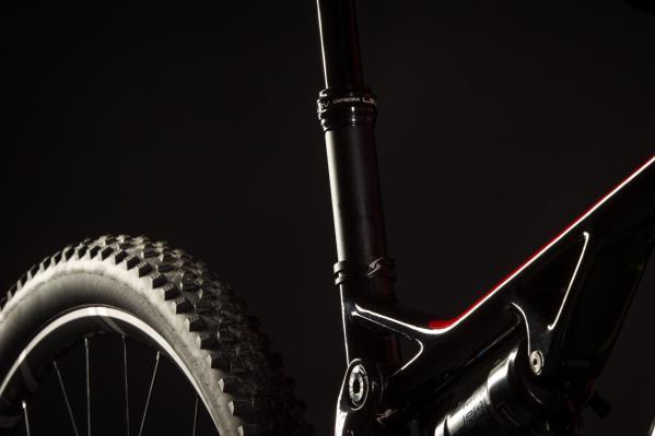 Dropper Post am Marathon-Bike? We like!