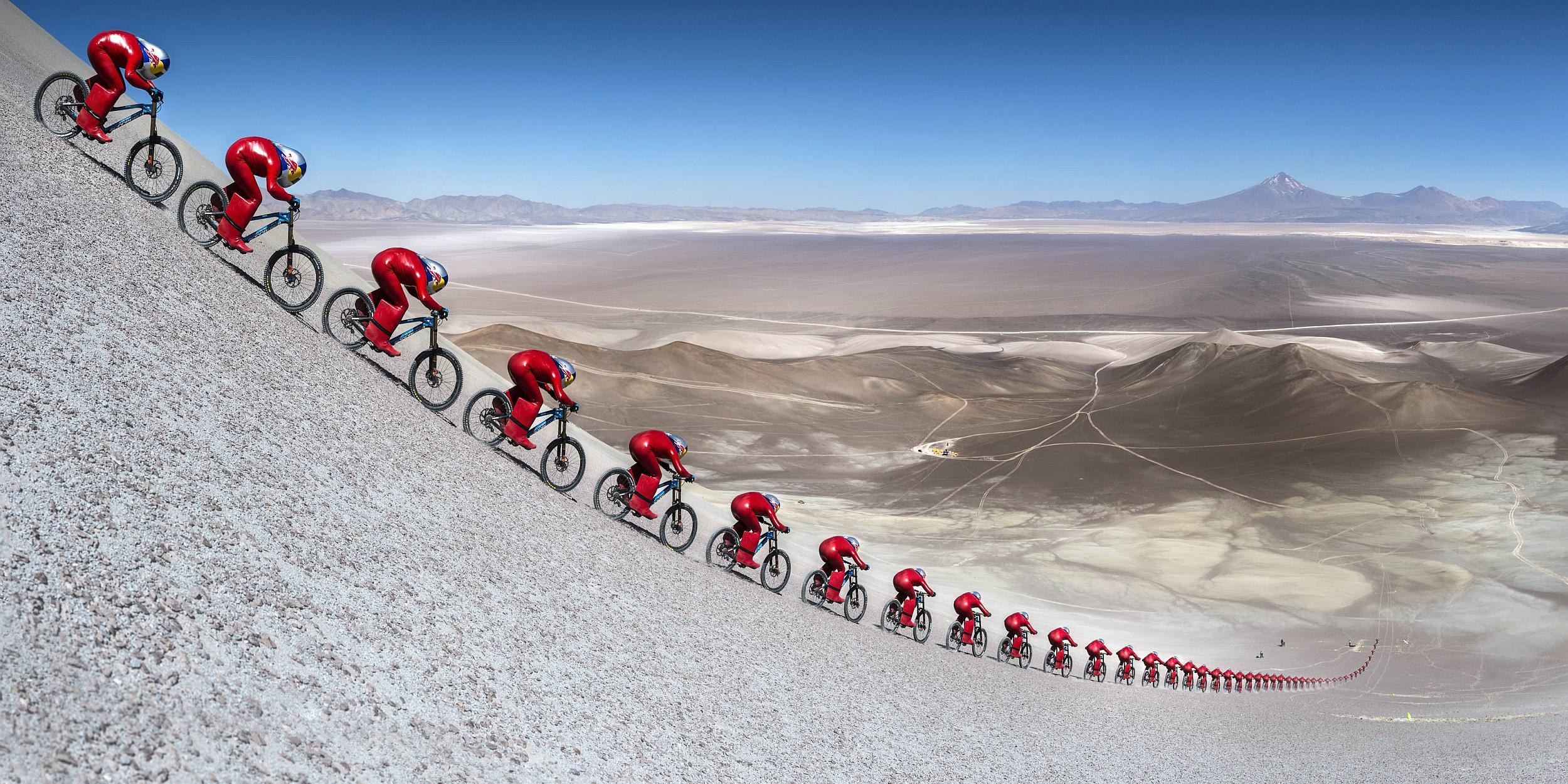Neuer Speed-Weltrekord von Max Stöckl