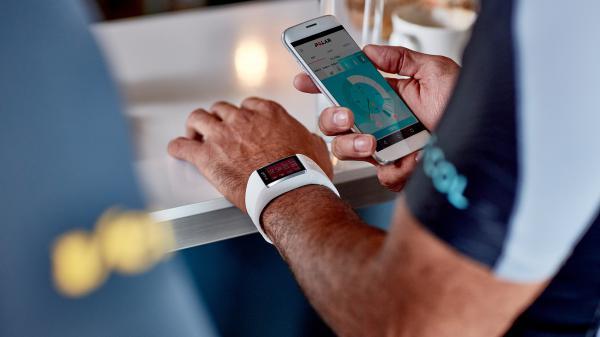 Polar M600 auf Android Wear 2.0