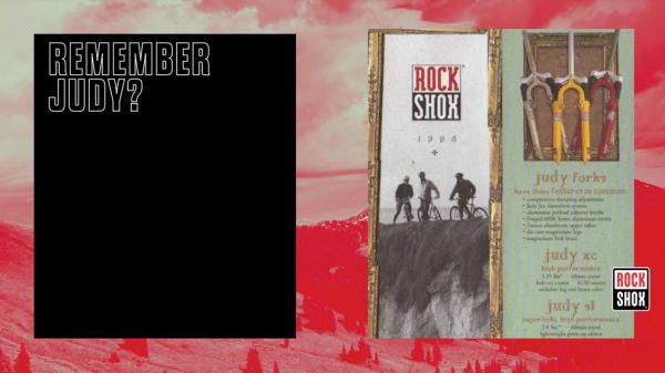 RockShox Judy 2017