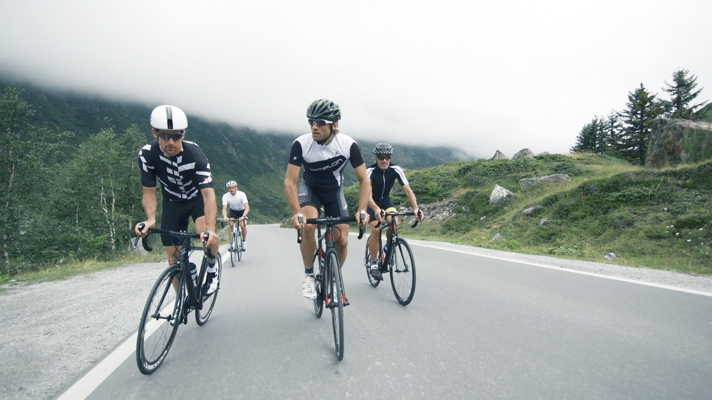 Die Entwickler wissen aus erster Hand, was es für ein hochwertiges Rennrad braucht.