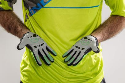 Handschuhe mit Polsterung