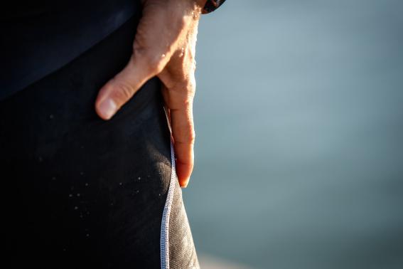 Elastische Materialien sorgen für einzigartige Bewegungsfreiheit ohne Faltenbildung