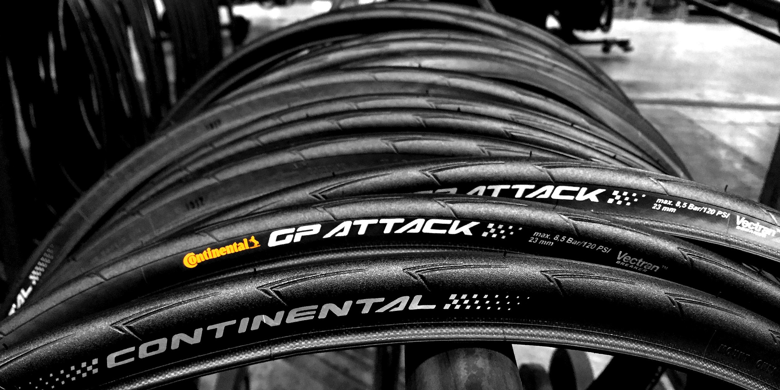 Continental GP Attack & Force III