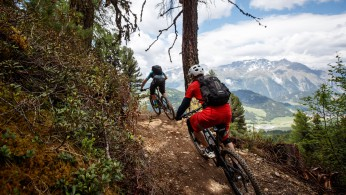 3-Länder Enduro Trails am Reschenpass