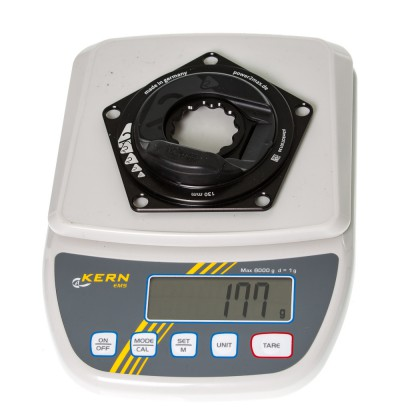 Type-S 3D+ 130BCD: 177 g mit Renata 2450N Batterie