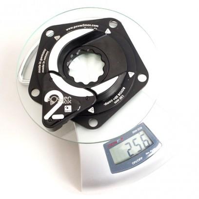 Classic 3D+ 130BCD: 256 g mit Renata 2450N Batterie